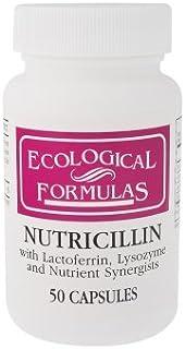 Cardiovascular Research - Nutricillin W/Lactoferrin, 50 capsules
