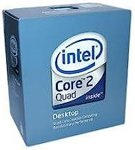 Processor - 1 x Intel Core 2 Quad Q9300 / 2.5 GHz ( 1333 MHz ) - LGA775 Socket - L2 6 MB - Box