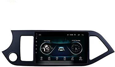 9 inch Android 8.1 Touchscreen GPS Navi Car auto Radio for KIA PICANTO Morning 2011-2014 (LHD) with WiFi USB Support SWC 1080P