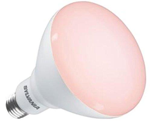 Sylvania LED SYLGRO E27 Wachstumslampe Vegetative IP44 17W, 1100 lm, 125 mm Durchmesser, 25.000 h Lebensdauer, nicht dimmbar