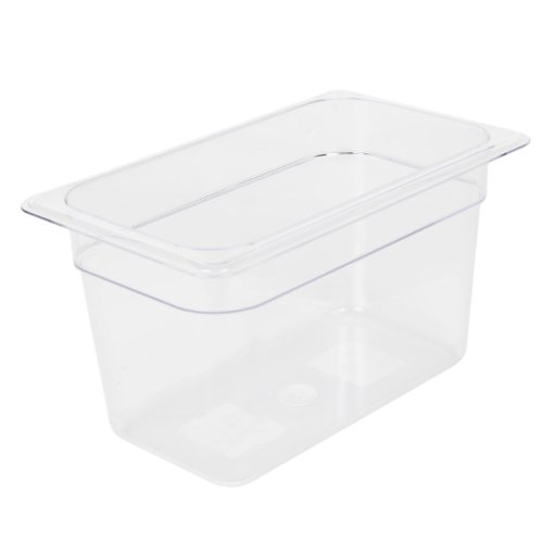 Fantastic Prices! Excellante 849851007208 Deep Polycarbonate Food Pan, 6, Quarter Size