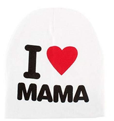 Inception Pro Infinite (Blanc) Chapeau - Enfants - Bébés - Casquette - Lettre - J'aime Mom Maman - Idée Cadeau - Kid - Fille - Unisexe -