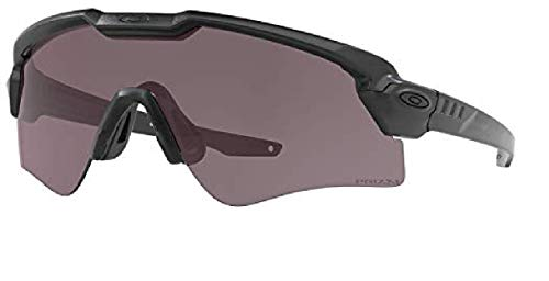 Oakley SI Ballistic M Frame Alpha Array with Black Frame and Prizm Grey and Clear Lenses OO9296-1844