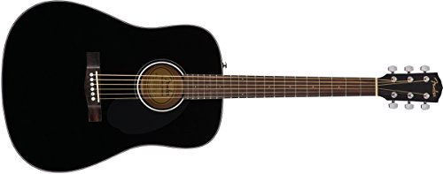 Fender CD-60S BK Westerngitarre