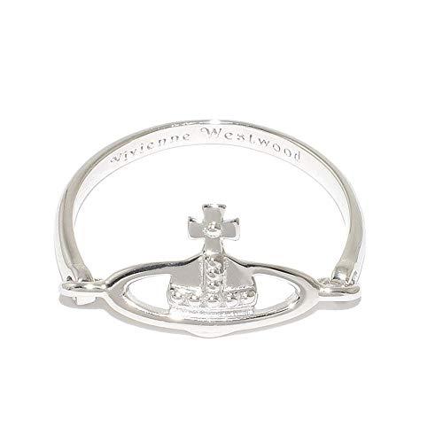 [ヴィヴィアンウエストウッド] Vivienne Westwood 指輪 64040011-Q003-SM VENDOME RING シルバー レディース [並行輸入品]