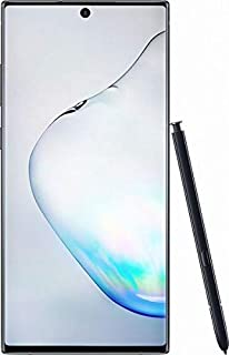 SAMSUNG Galaxy Note 10 Plus Dual SIM 256GB 12GB RAM SM-N975F/DS Aura Nero