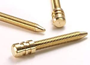 Long Brass Contact Screw - M4 Metric - Version 9