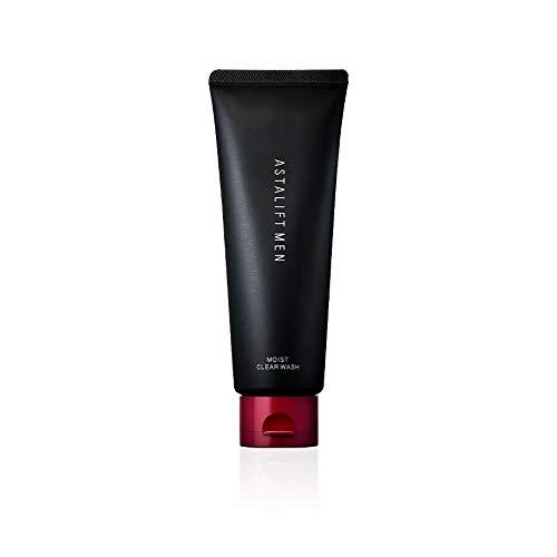 アスタリフト メン (ASTALIFT MEN) モイストクリアウォッシュ (100g 約2ヶ月分) 洗顔料 洗顔フォーム メンズ 男性