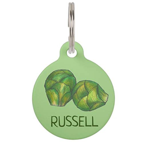 rfy9u7 Personalized Pet Tags for Dogs And Cats,Custom Pet ID...