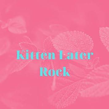 Kitten Later Rock