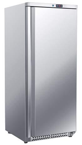 Tiefkühlschrank Edelstahl - 600 Liter - mit 1 Tür