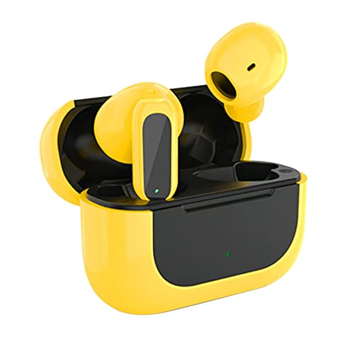 新しいミニワイヤレスヘッドフォンベースイヤフォンスポーツAndroid用IOS用マイク付きハイファイステレオイヤフォン
