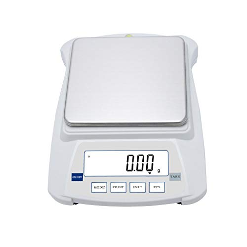 Purchase zyy Electronic Analytical Balance Scale 0.01g, LCD Display Precision Digital Experimental I...
