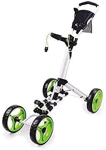 HAO KEAI Golf Cart Baltimore Mall Trolley Push Super Special SALE held Wheels 4