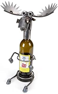 Moose Lee Wine Bottle Holder Yardbirds by Richard Kolb