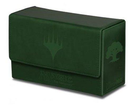 Deck Box: Green Mana Duel Flip-Top