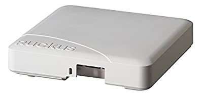 Ruckus Wireless ZoneFlex R500 Wireless Access Point (Dual-Band 802.11ac, 2x2:2 Streams, BeamFlex+, Dual Ports, 802.3af PoE) 901-R500-US00