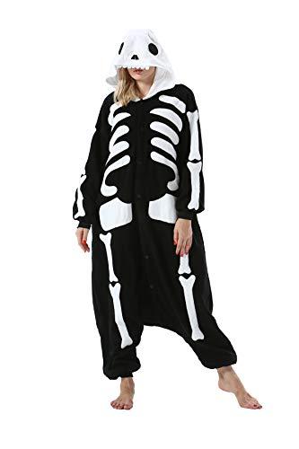 Pigiama Animali Cosplay Uomo Donna Adulti Costume Tuta...