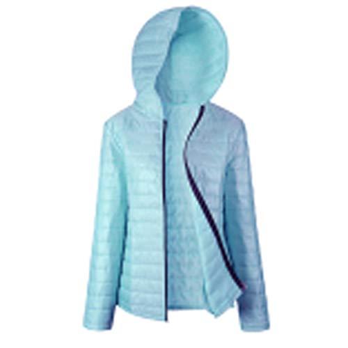 KPPONG Jacke Damen Ultra Leicht Daunenjacke Weich Steppjacke Warm Übergangsjacken Soft Gesteppte Jacke Outdoorjacke