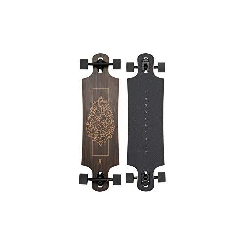 LANDYACHTZ Drop Hammer 36.5' Walnut Longboard Complet