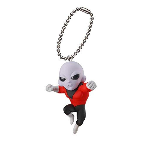 Gashapon DRAGON BALL SUPER UDM BURST 26 Jiren with keychain capsule toy