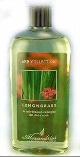 Alexandria Fragrance Lamp Oil Refills - 16oz - LEMONGRASS