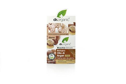 Dr. Organic, Crema diurna facial - 1 unidad
