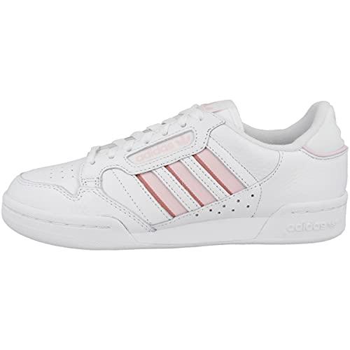 adidas Damen Sneaker Low Continental 80 Stripes