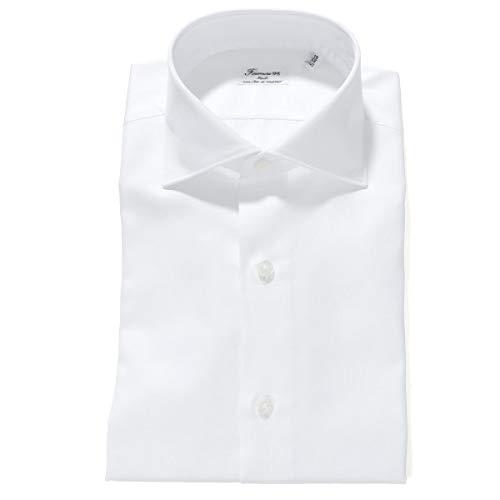 (フィナモレ) FINAMORE ホリゾンタルカラー シャツ 42サイズ ZANTE INTERNO ザンテ [並行輸入品]