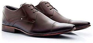 Sapato Social Masculino Bigioni Couro Mouro 377