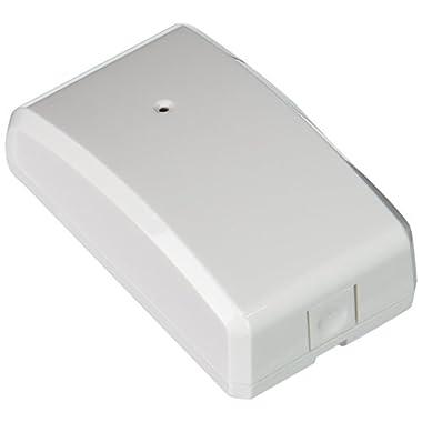 Monoprice 111987 Garage Door Sensor, White