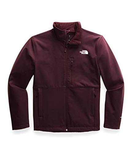 The North Face Men's Apex Bionic 2 Jacket, Root Brown, L