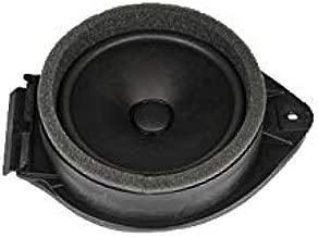 GM Genuine Parts 25852236 Front Door Radio Speaker , black