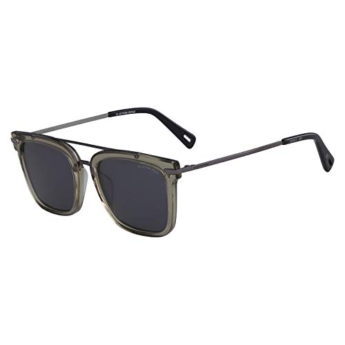 G-STAR RAW Gs661S Combo Eehro 059 53 Gafas de sol, Turtledove, Hombre