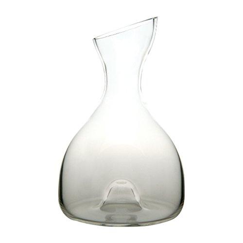 Verre de Bohême 34405 ND20 Décanteur, Cristal, Transparent, 18 x 18 x 26.5 cm
