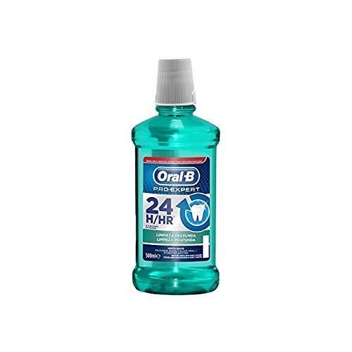 Oral-B Pro-Expert limpieza intensa enjuague bucal 500 ml