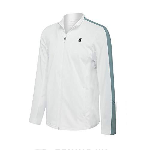 Nike performancewarm up Set - Tuta - White/Dove Grey/White/(White)