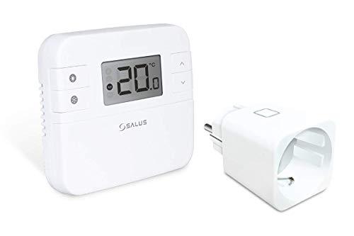 Salus Controls Raumthermostat Aufbau 5 hasta 30 /°C RT10