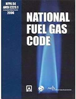 NFPA 54: National Fuel Gas Code, 2006 Edition (ANSI Z223.1)