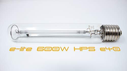 Bombilla e-Lite Pro 600 W HPS Dual Spectrum E40
