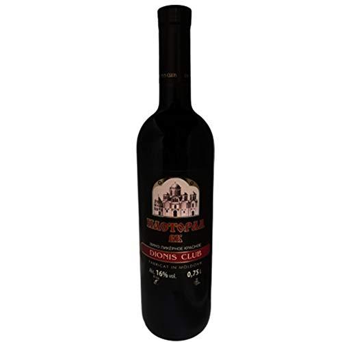 Pastoral Rotwein süß 16% vol. 0,75L moldawischer roter Wein Likörwein red wine