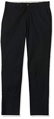 Amazon Essentials Skinny-fit Lightweight Stretch Pant, Black, 38W x 30L