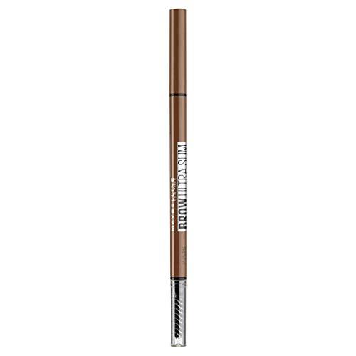 Maybelline New York Brow Ultra Slim Crayon à Sourcils Rétractable Haute-Précision 02 Soft Brown