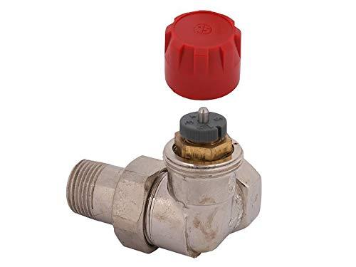 Schlösser Thermostatventil Ventil Winkeleckform links DN15 1/2