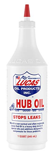 Lucas Oil Products 10088 Hub Oil