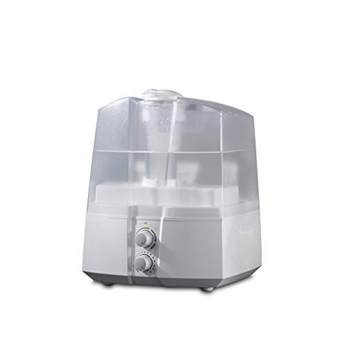 Haozai ultrasone luchtbevochtiger, topvulling voor baby's, tot 40 – 50 m2, ultra stille kamerbevochtiger slaapkamer 95