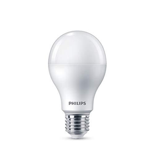 Lampada LED bulbo Philips, luz amarela, 13W, Bivolt (100-240V), Base E27