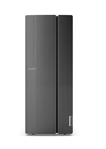 Lenovo IdeaCentre 510A Desktop PC (AMD Ryzen 3 3200G, 512GB SSD, 8GB RAM, AMD Radeon Vega 8 Grafik, Windows 10 Home) schwarz