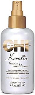 CHI Keratin Treatment Weightless Leave In Conditioner, 6 Oz