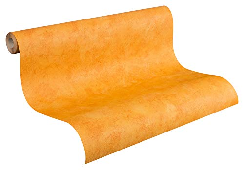A.S. Création Papier peint Boys & Girls 5 orange 10,05 m x 0,53 m 758828